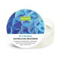 NADEOS Natürliche Deo Creme Sensitive